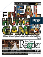 River Cities' Reader - Issue 844 - November 27, 2013