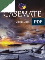 Casemate Spring 2014 Catalog
