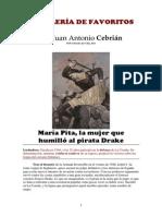 Cebrian, Juan Antonio - Maria Pita
