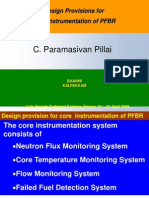 Design Provisions for Core Instrumentation of PFBR