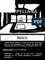 La Casa Pompeyana 1 Parte