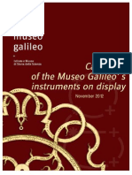 Museo Galileo Catalogue