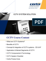 CCTV Solution Training