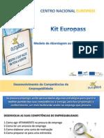 5. Kit Europass Modelo de Abordagem Ao