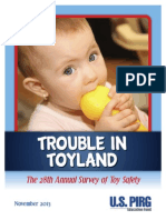 Trouble in Toyland 2013