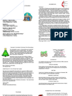 Oakmont United Methodist Dec Newsletter 2013