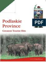 Podlaskie - great tourist hits