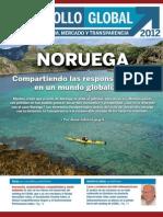 Anuario Desarrollo Global 2012