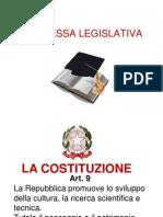 2 Legislazione Dei Beni Culturali