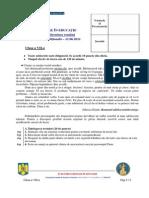 Clasa7 Subiecte Romana 2011Et.finala