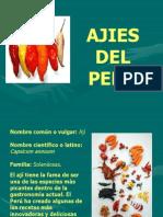 Ajies Del Peru