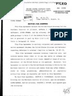 Piper Kerman Plea Agreement