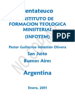 Pentateuco Pastor Guillermo Sebastian Olivera