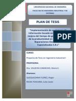 Plan de Tesis Ejemplo 2