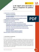 Qué pasos has de seguir para aprender a escribir, a editar y a exponer en público textos académicos de Teodoro Álvarez Angulo.pdf