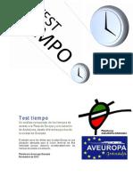 Un análisis comparado de los tiempos deacceso a la Plaza de Europa y a la estaciónde Andaluces, desde diferentes puntos dela ciudad de Granada