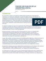 Clasificacion+de+Los+Suelos+de+La+Republica+Argentina