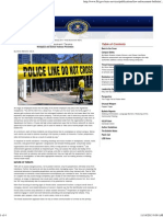 FBI — Threat Assessment Teams
