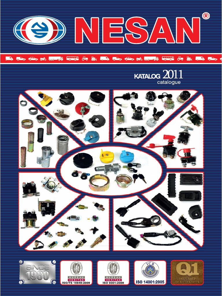 Nesan Catalog