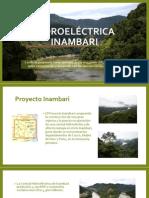 Hidroeléctrica Inambari