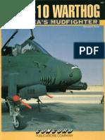 A 10 Warthog Americas Mudfighter
