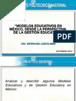 5. Modelos Educativos