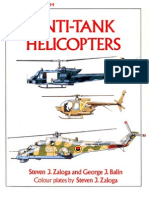 Anti Tank Helicopters Osprey Vanguard No 44