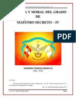 Historia y Moral IVº - I.·.P.·.H.·.Carlos Cornejo Lopez, 33º