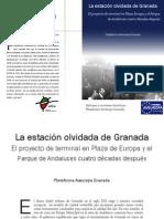 El proyecto de terminal en Plaza Europa y el Parque de Andaluces cuatro décadas después