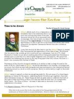 St. Aidan's Audio Newsletter