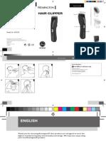 Hc5150 User Manual