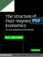 Harcourt Structureofpost Keynesianeconomics