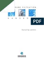 Membrane Filtration Handbook