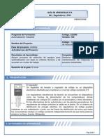 G6 Reguladores PCB