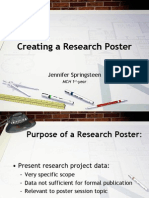 Create a Poster