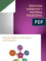 Identidad Narrativa y Pastoral Vocacional, 1