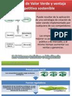 Maricruz. Cadena de Valor y Ventajas