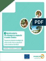 161 - Agroforesteria Una Estrategia de Adaptacion Al Cc
