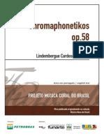 Chromaphoneticos - Lindembergue Cardoso - SCTB