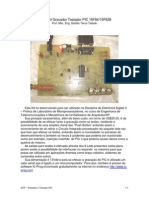 Kit Gravador Testador PIC 16F84