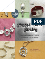 25924847 Stamped Metal Jewelry Creative Techniques Designs for Making Custom Jewelry