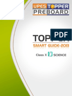 Topper Smart Guide-2010 Class-x Science