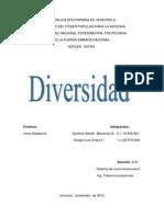 diversidad microondas