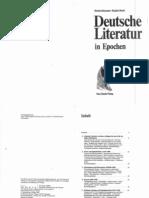 Baumann Deutsche Literatur in Epochen