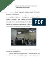 Informe de Ricardo Palma