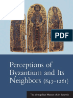Olenka Pevny, Perceptions of Byzantium and Its Neighbors 843-1261, Yale University Press, 2000