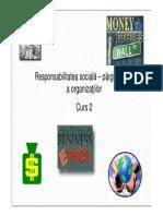 etica - responsabilitatea sociala