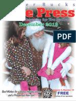Upper Bucks Free Press • December 2013