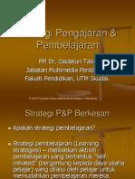 kuliah5strategipengajaranpembelajaran-101218020235-phpapp01