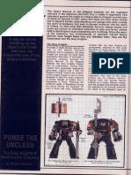 WarHammer 40k = [Codex] Space Marines - Grey Knights Deathwatch {INDES ASTARTES}
